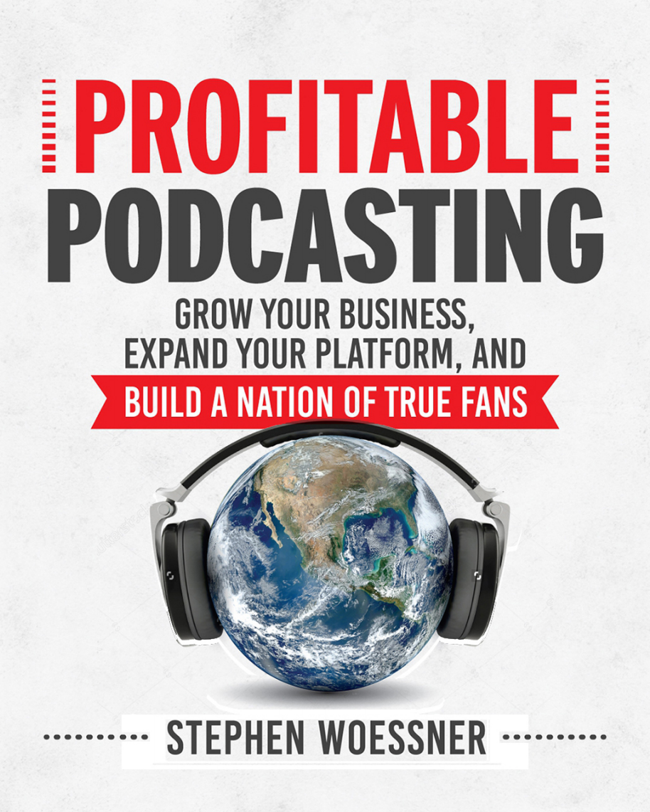 Profitable Podcasting Cover