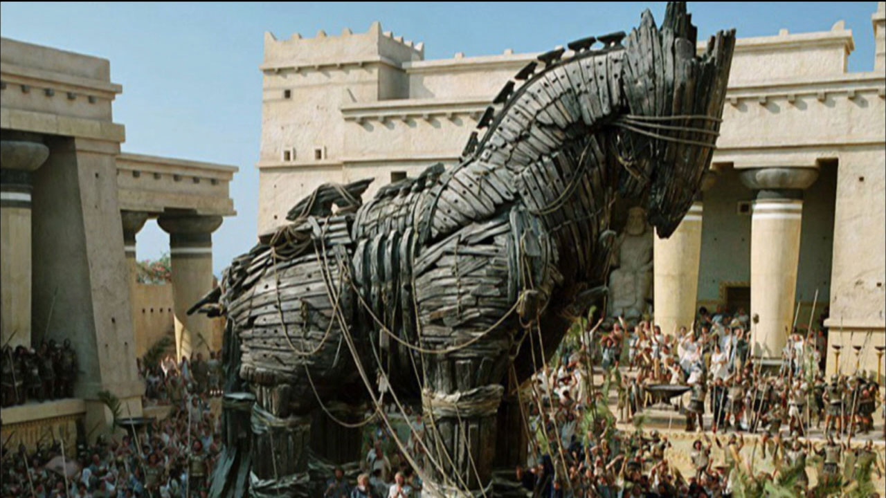 Trojan Horse of Selling