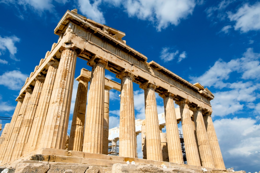 The Parthenon and The Trojan Horse of Sales