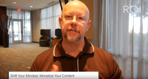 Content Monetization | When can you monetize? - Stephen Woessner